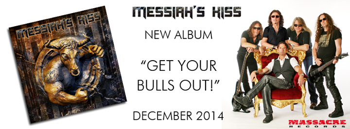 Messiah's Kiss - Massacre signing