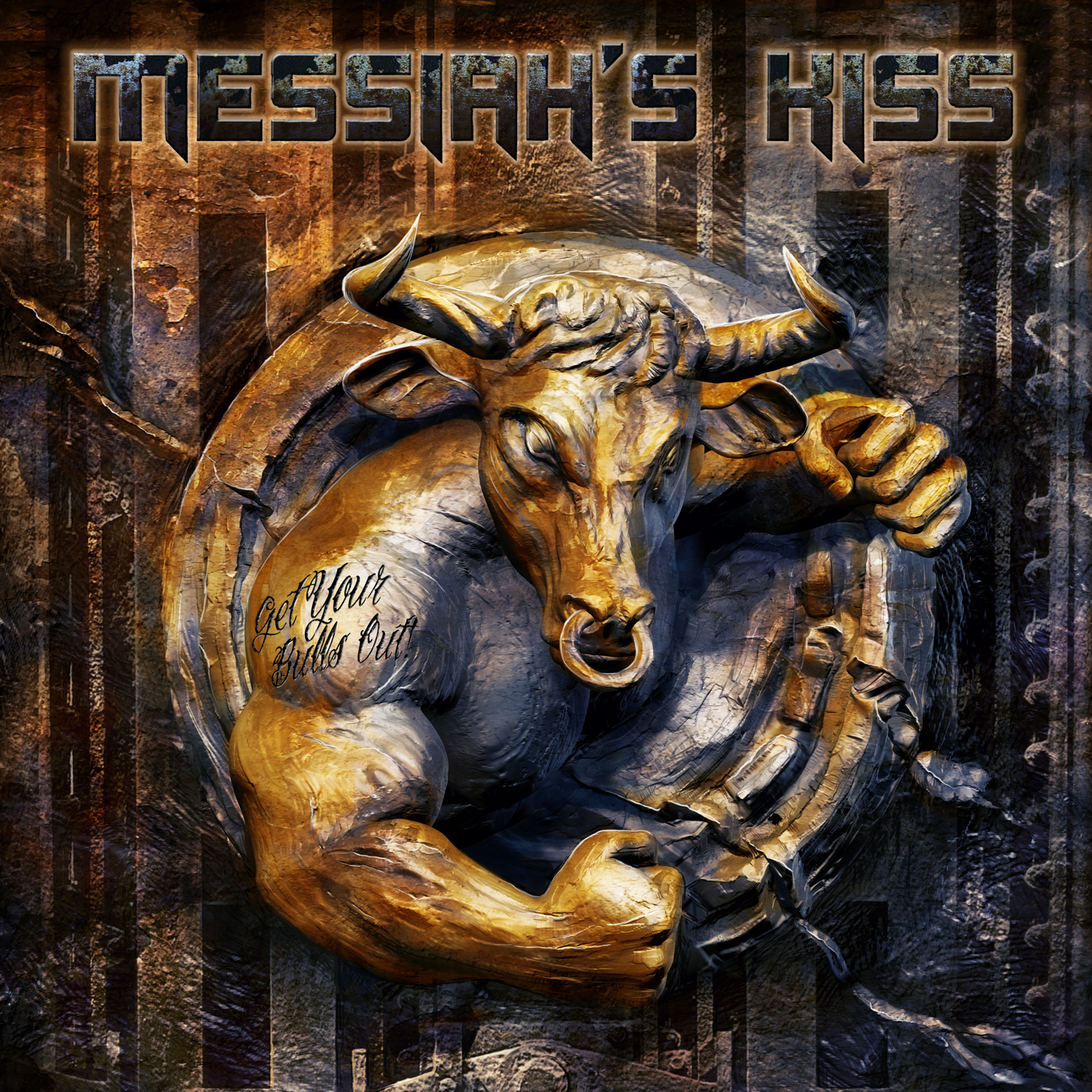 Messiahs_Kiss-Get_your_bulls_out-coverok2