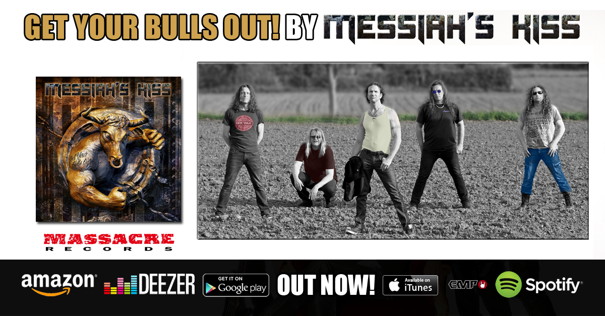 Messiah's Kiss | The Official Messiah's Kiss Website